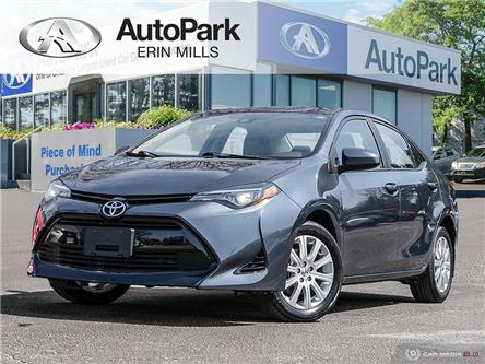 2017 Toyota Corolla LE (Stk: 884182AP) in Mississauga - Image 1 of 25
