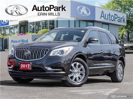 2017 Buick Enclave Leather (Stk: 111220AP) in Mississauga - Image 1 of 27