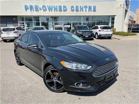 2015 Ford Fusion SE (Stk: M7297A) in Brampton - Image 1 of 17