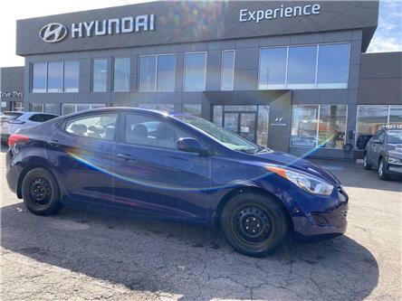 2013 Hyundai Elantra GL (Stk: N1043A) in Charlottetown - Image 1 of 9