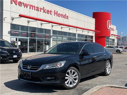 2015 Honda Accord Touring V6 (Stk: 21-3655A) in Newmarket - Image 1 of 22