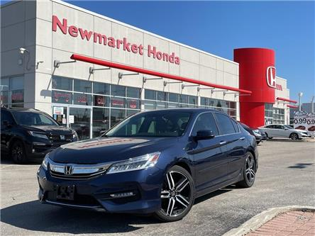 2016 Honda Accord Touring (Stk: 20-3566AA) in Newmarket - Image 1 of 21