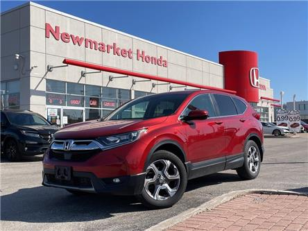 2019 Honda CR-V EX (Stk: 21-3618A) in Newmarket - Image 1 of 13