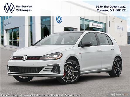 2021 Volkswagen Golf GTI Autobahn (Stk: 98497) in Toronto - Image 1 of 23