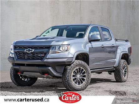 2020 Chevrolet Colorado ZR2 (Stk: 95306U) in Calgary - Image 1 of 27