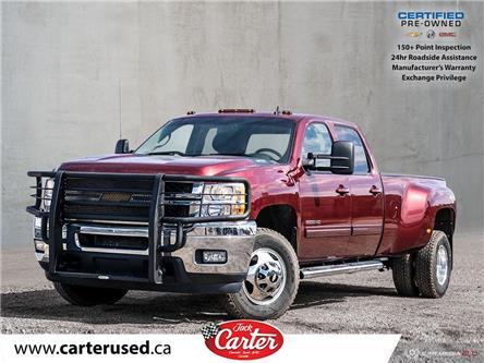 2014 Chevrolet Silverado 3500HD LTZ (Stk: 85725U) in Calgary - Image 1 of 27