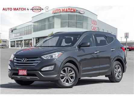 2016 Hyundai Santa Fe Sport  (Stk: U6422) in Barrie - Image 1 of 18