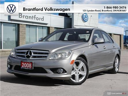 2008 Mercedes-Benz C-Class Base (Stk: P40850A) in Brantford - Image 1 of 25