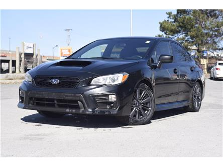 2018 Subaru WRX Base (Stk: P2425) in Ottawa - Image 1 of 24