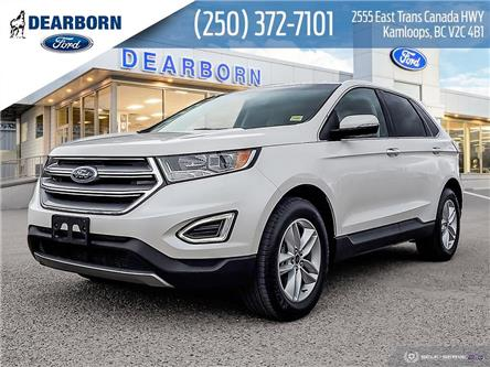 2017 Ford Edge SEL (Stk: PM033A) in Kamloops - Image 1 of 26