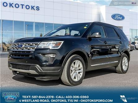 2018 Ford Explorer XLT (Stk: M-871A) in Okotoks - Image 1 of 26
