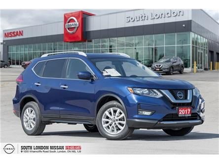 2017 Nissan Rogue SV (Stk: 14489) in London - Image 1 of 19