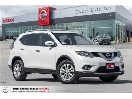 2016 Nissan Rogue SV (Stk: 14531) in London - Image 1 of 19