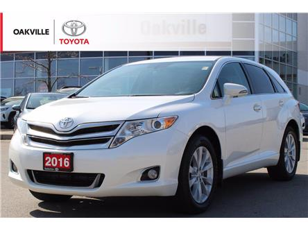 2016 Toyota Venza Base (Stk: P6619) in Oakville - Image 1 of 16