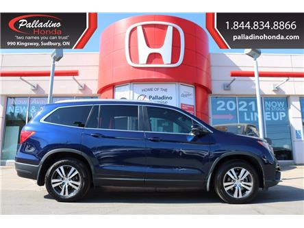 2020 Honda Pilot EX-L Navi (Stk: 23095A) in Greater Sudbury - Image 1 of 41