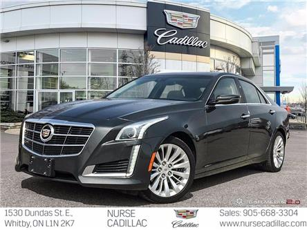 2014 Cadillac CTS 3.6L Luxury (Stk: 21K124A) in Whitby - Image 1 of 26
