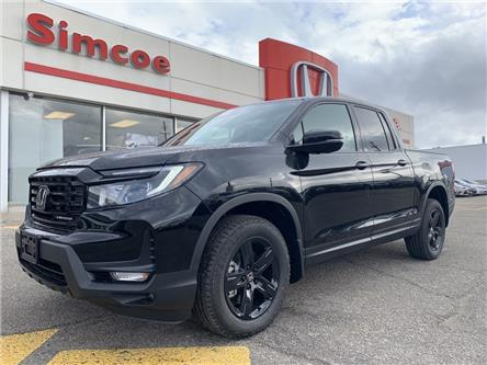2021 Honda Ridgeline Black Edition (Stk: 21083) in Simcoe - Image 1 of 26