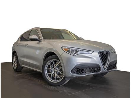 2021 Alfa Romeo Stelvio ti (Stk: 1137) in Ottawa - Image 1 of 19