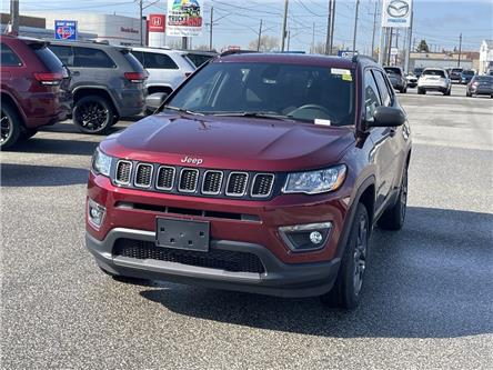 2021 Jeep Compass North (Stk: N05001) in Chatham - Image 1 of 17