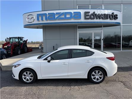 2016 Mazda Mazda3 GX (Stk: 22614) in Pembroke - Image 1 of 12