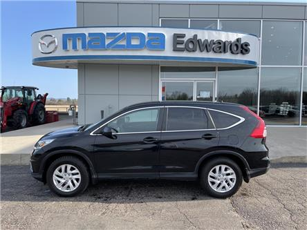 2016 Honda CR-V SE (Stk: 22615) in Pembroke - Image 1 of 13