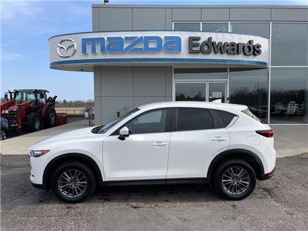 2017 Mazda CX-5 GS (Stk: 22623) in Pembroke - Image 1 of 14