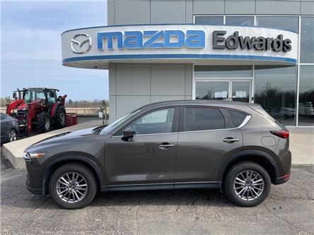 2018 Mazda CX-5 GS (Stk: 22609) in Pembroke - Image 1 of 17