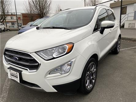 2018 Ford EcoSport Titanium (Stk: 186599) in Vancouver - Image 1 of 20