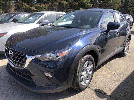 2021 Mazda CX-3 GS (Stk: 21C34) in Miramichi - Image 1 of 4