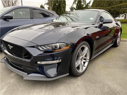 2021 Ford Mustang GT Premium (Stk: 21432) in Vancouver - Image 1 of 8