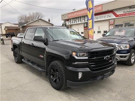 2018 Chevrolet Silverado 1500 1LZ (Stk: ) in Garson - Image 1 of 16