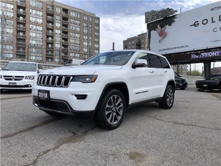 2018 Jeep Grand Cherokee Limited (Stk: P5272) in North York - Image 1 of 30