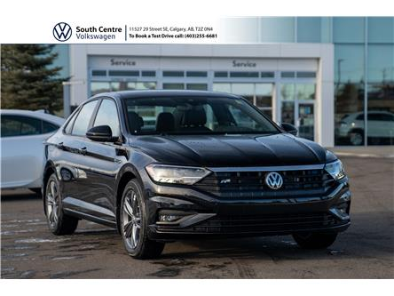 2021 Volkswagen Jetta Highline (Stk: 10072) in Calgary - Image 1 of 46