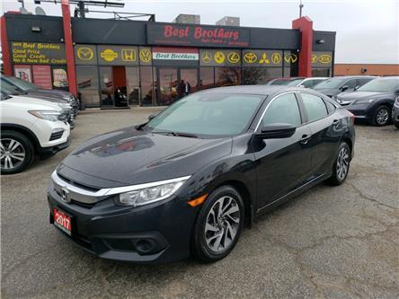 2017 Honda Civic EX (Stk: 017995) in Toronto - Image 1 of 20