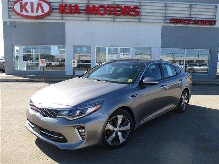 2018 Kia Optima SXL Turbo (Stk: B4198) in Prince Albert - Image 1 of 22