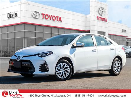 2017 Toyota Corolla SE (Stk: 72514) in Mississauga - Image 1 of 30