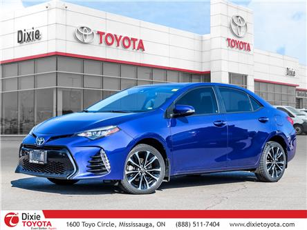 2017 Toyota Corolla  (Stk: D202303A) in Mississauga - Image 1 of 30