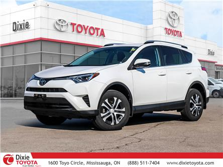 2017 Toyota RAV4 LE (Stk: D210894A) in Mississauga - Image 1 of 30