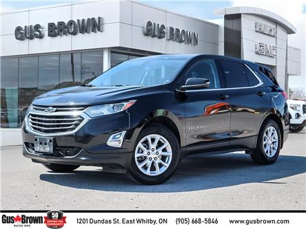 2018 Chevrolet Equinox LT (Stk: 6184638T) in WHITBY - Image 1 of 26