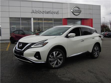 2021 Nissan Murano SL (Stk: A21121) in Abbotsford - Image 1 of 30