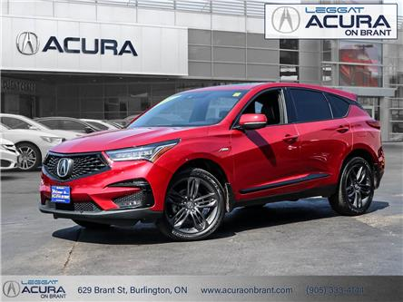 2019 Acura RDX A-Spec (Stk: 4464) in Burlington - Image 1 of 30