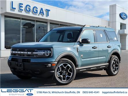 2021 Ford Bronco Sport Big Bend (Stk: BR16058) in Stouffville - Image 1 of 27