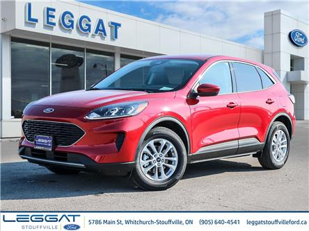 2021 Ford Escape SE Hybrid (Stk: EC14185) in Stouffville - Image 1 of 27