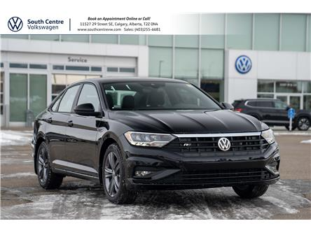 2021 Volkswagen Jetta Highline (Stk: 10146) in Calgary - Image 1 of 45