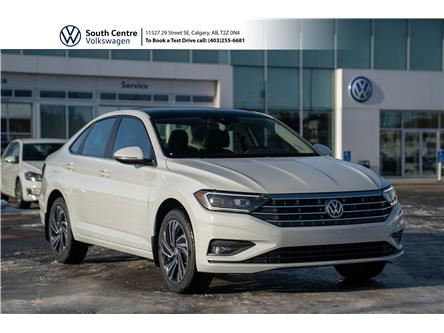 2021 Volkswagen Jetta Execline (Stk: 10152) in Calgary - Image 1 of 43