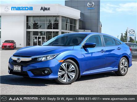 2016 Honda Civic EX-T (Stk: 21-1404A) in Ajax - Image 1 of 29