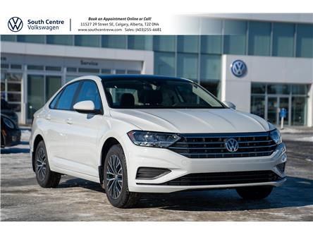 2021 Volkswagen Jetta Highline (Stk: 10168) in Calgary - Image 1 of 39