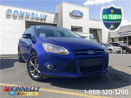 2013 Ford Focus SE (Stk: PBWDV112B) in Ottawa - Image 1 of 15