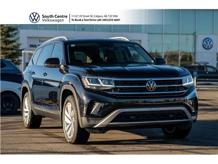 2021 Volkswagen Atlas 3.6 FSI Highline (Stk: 10184) in Calgary - Image 1 of 48