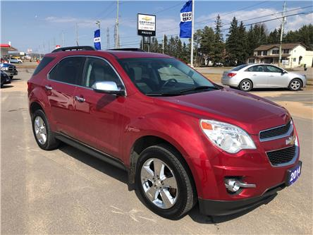 2014 Chevrolet Equinox 2LT (Stk: 5263-21A) in Sault Ste. Marie - Image 1 of 14